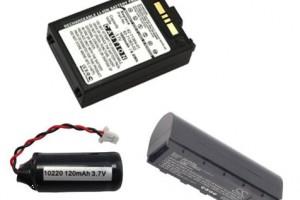 Baterías para Terminales de Datos